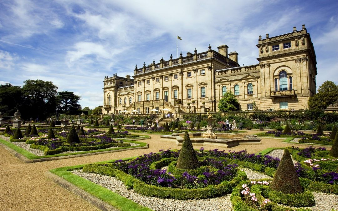 Harewood House Scoops 'Large Visitor Attraction of the Year' Award