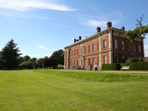 Beningbrough Hall, Gallery and Gardens, York, North Yorkshire
