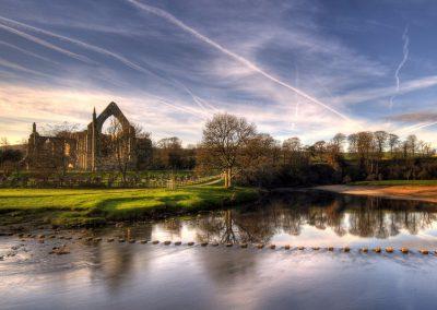 Bolton Abbey, Skipton, North Yorkshire