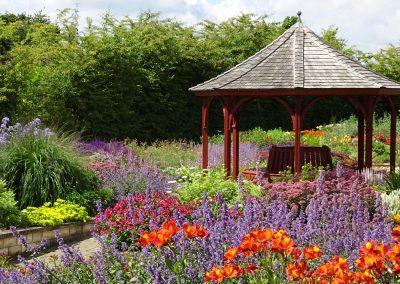 Breezy Knees Gardens, York, North Yorkshire