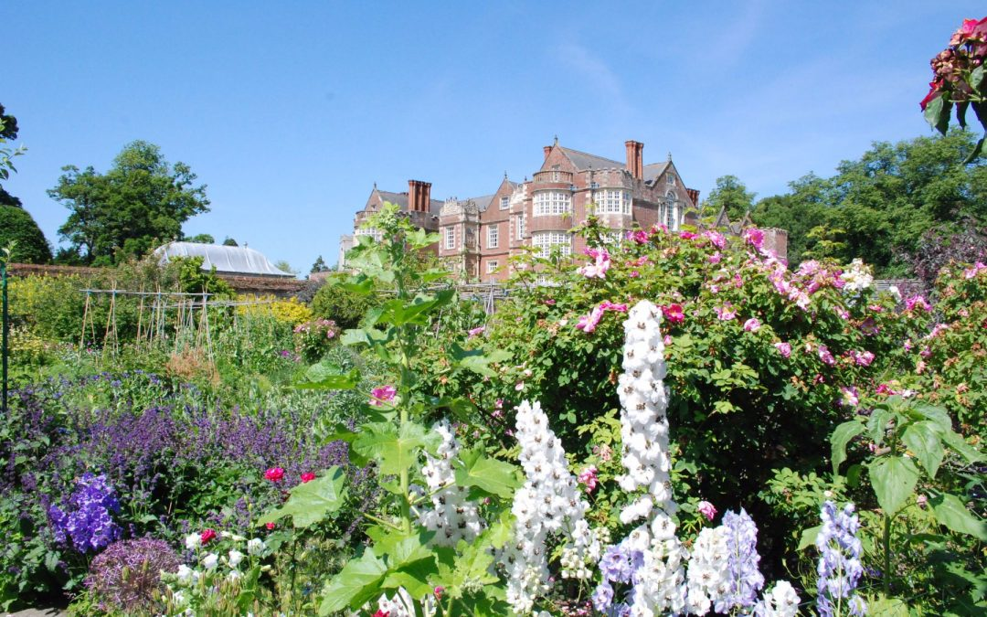 All Things Bright and Beautiful at Burton Agnes Hall