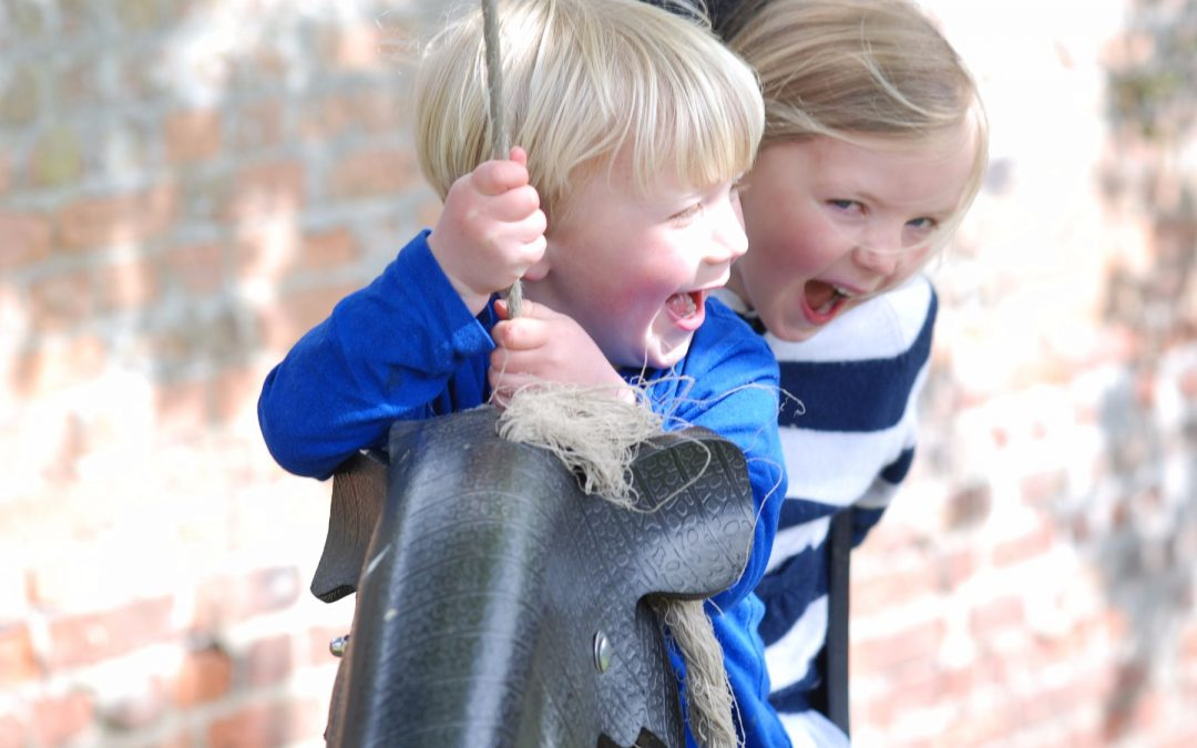 Easter Frolics for all the family at Burton Agnes