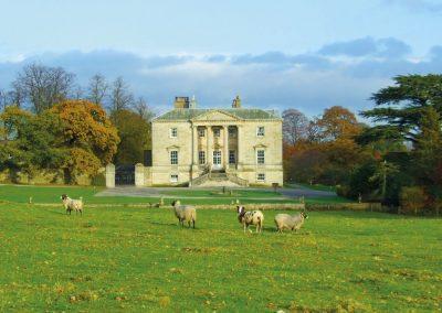 Constable Burton Hall (1)