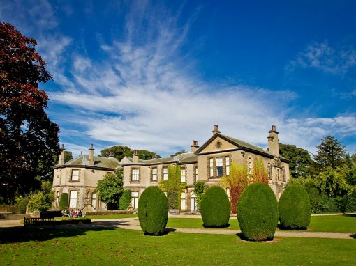 Lotherton Hall, Leeds, West Yorkshire
