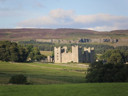 Bolton Castle, Leyburn, North Yorkshire