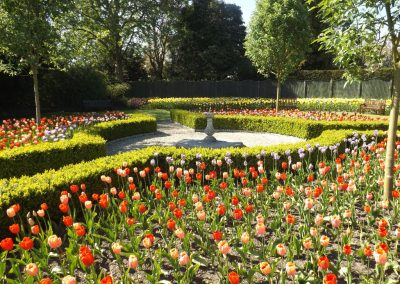 Burnby Hall Gardens and Museum, Pocklington, East Yorkshire