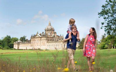Castle Howard Flower Festival Starts Today