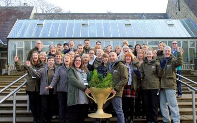 GOLD for RHS Garden Harlow Carr