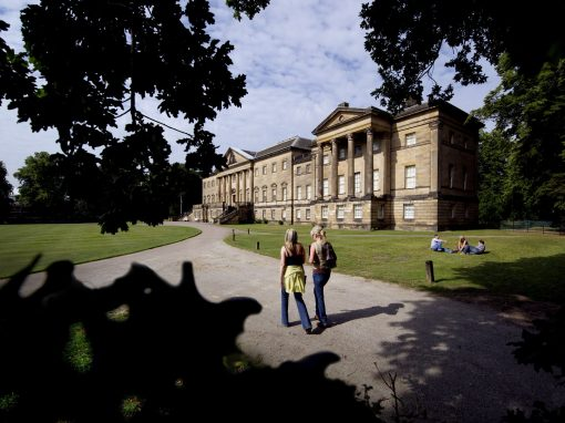 Nostell Priory and Parkland, Wakefield, West Yorkshire