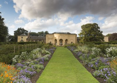 The Orangery at Nostell Priory and Parkland, West Yorkshire.