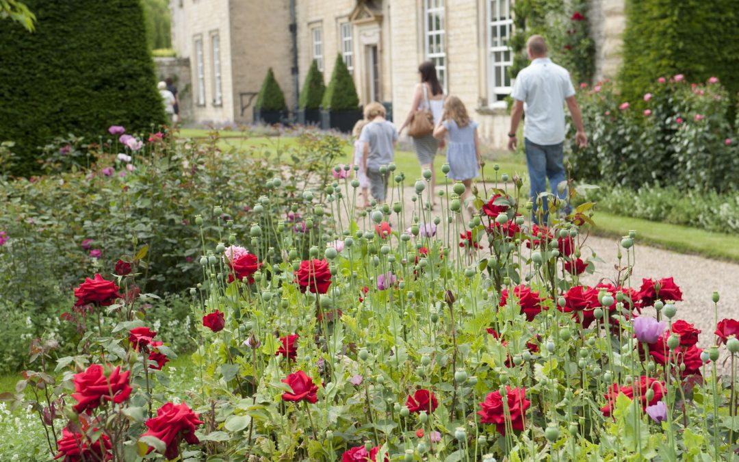 The A-Bee-C of Gardening at Nunnington Hall