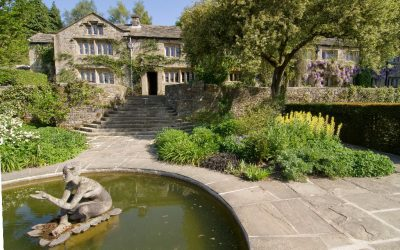 2-4-1 Entry (April, May & Sept 2019 only) at Parcevall Hall