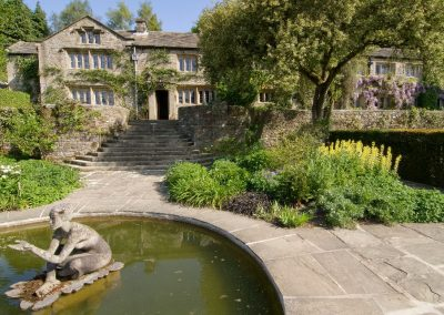 Parcevall Hall Gardens, North Yorkshire