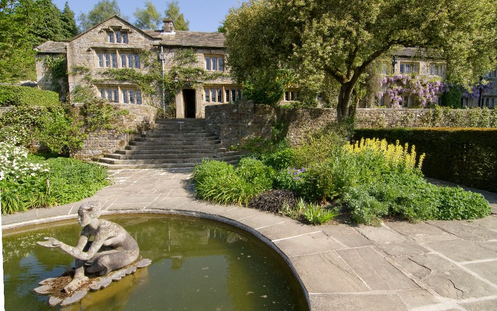 2-4-1- Entry at Parcevall Hall Gardens (April 2018 Only)