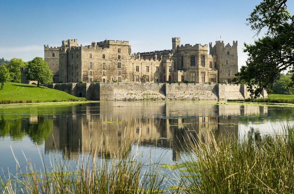 "Raby Castle in the running to win the ""UK's Most Popular Castle"" award"