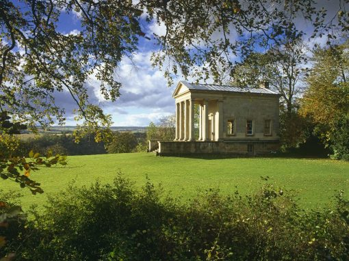 Rievaulx Terrace, Helmsley, North Yorkshire