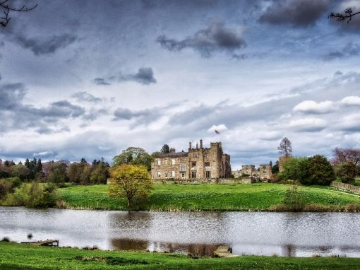 Ripley Castle and Gardens, Harrogate, North Yorkshire