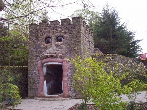 The Forbidden Corner, Leyburn, North Yorkshire