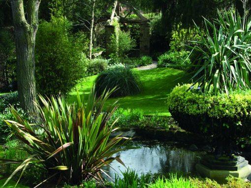 York Gate Garden, Leeds, West Yorkshire