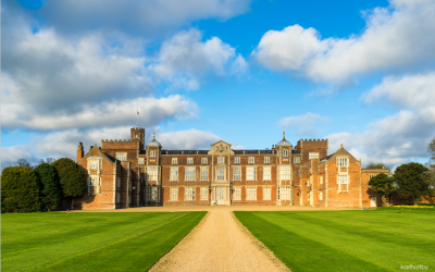 Burton Constable Hall & Grounds finalist in VisitEngland's Awards for Excellence