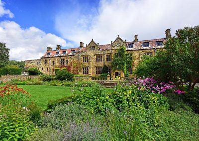 Mount Grace Priory, House & Gardens (1)