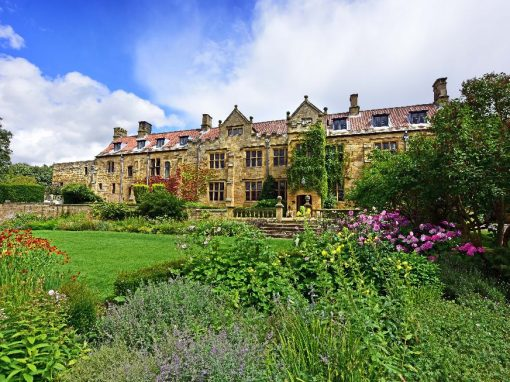 Mount Grace Priory, House & Gardens, Northallerton, North Yorkshire