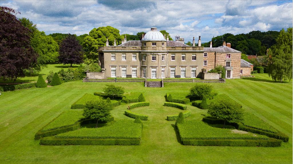 Scampston Hall & Walled Garden, Malton, North Yorkshire ...