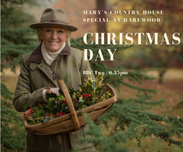 Mary Berry's 'Country House at Christmas'