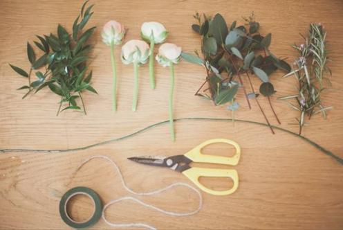 The RHS Garden Harlow Carr Flower School