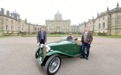Castle Howard & Classic Shows enter Multi-Year Agreement