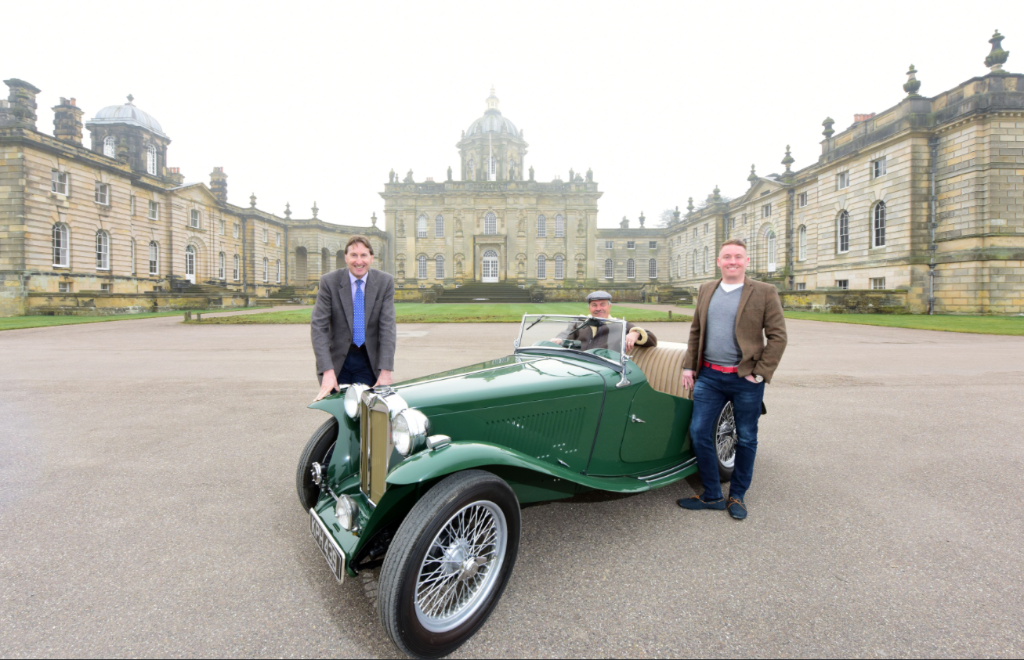 Castle Howard & Classic Shows enter into a Multi-Year Agreement