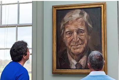 Inspirational famous faces at Beningbrough Hall