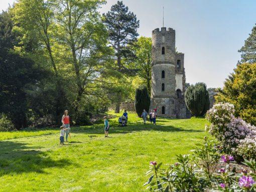 Wentworth Castle Gardens, Barnsley, Yorkshire