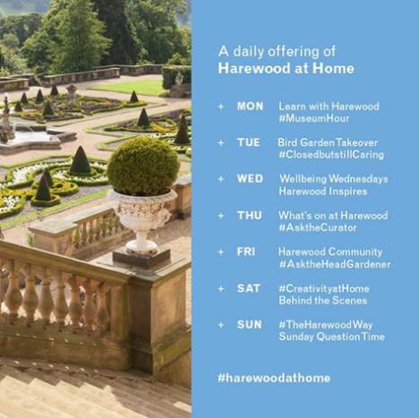 Harewood at Home