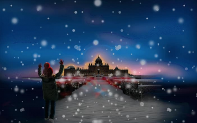 An Illuminated Christmas at Castle Howard