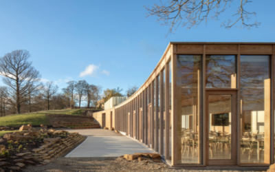 Yorkshire Sculpture Park to Reopen 'The Weston'