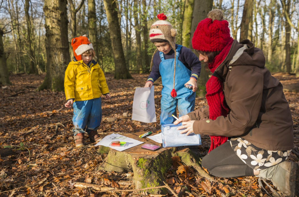 Peter Rabbit Trails in Yorkshire