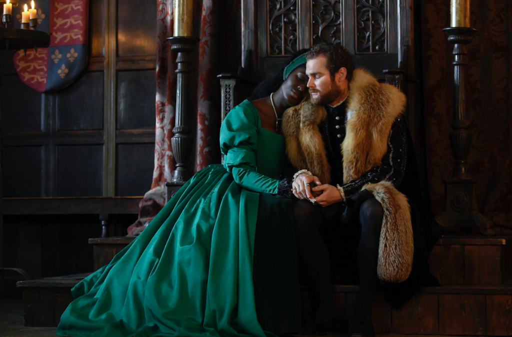 Bolton Castle features in new thriller 'Anne Boleyn'