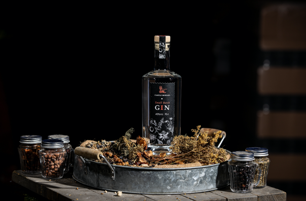 Castle Howard Launches Estate Gin in Partnership with Local Business