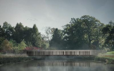 The Thaliana Bridge: A development for RHS Garden Harlow Carr
