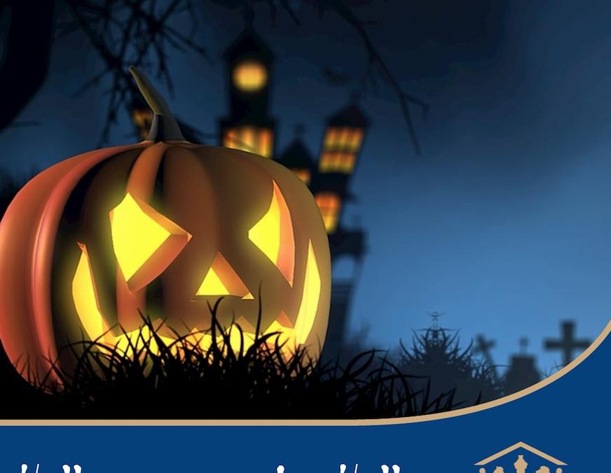 Halloween at Burton Constable Hall
